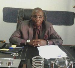 Maître Saïdouba Kissing CAMARA - Président de la CNHJ