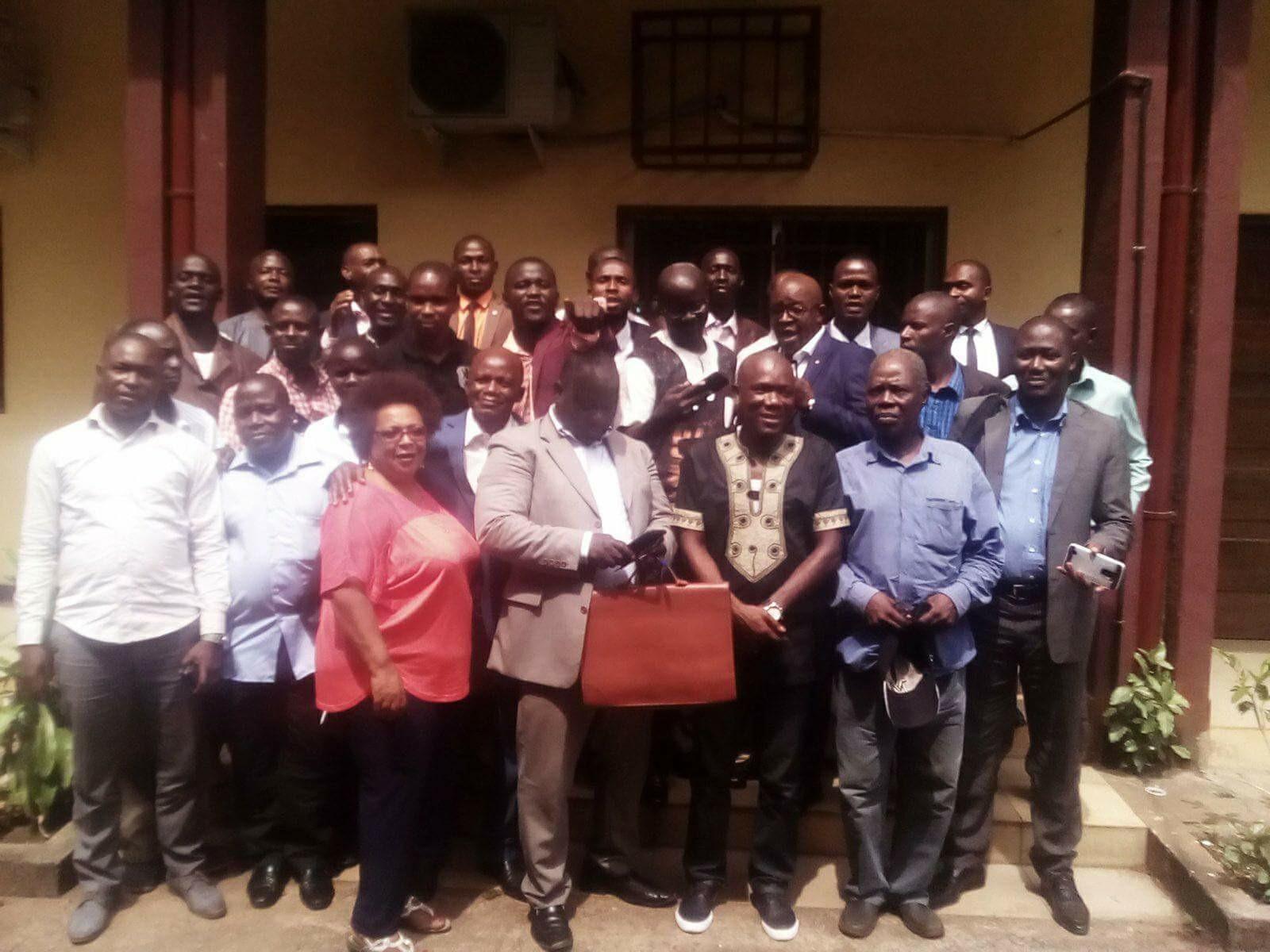 Préparatifs des élections des membres du bureau exécutif de la CNHJ Guinée
